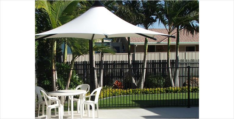 Shade Sails Umbrellas | Gold Coast | Anthonys Shady Sails