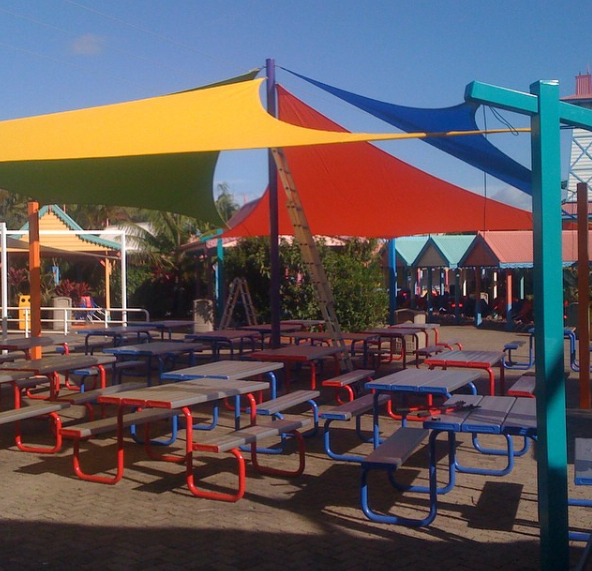 Waterproof Shade Sails Gold Coast | Anthonys Shady Sails